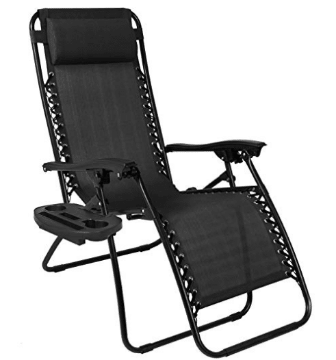 Best Choice Products Adjustable Zero Gravity Lounge Chair review