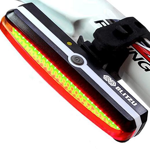Blitzu Cyborg Tail Light review