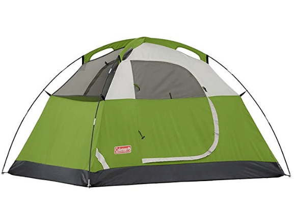 Coleman 2-Person Sundome Tent review