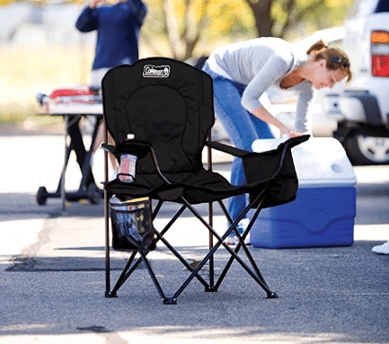 Coleman Portable Camping Quad Chair Review