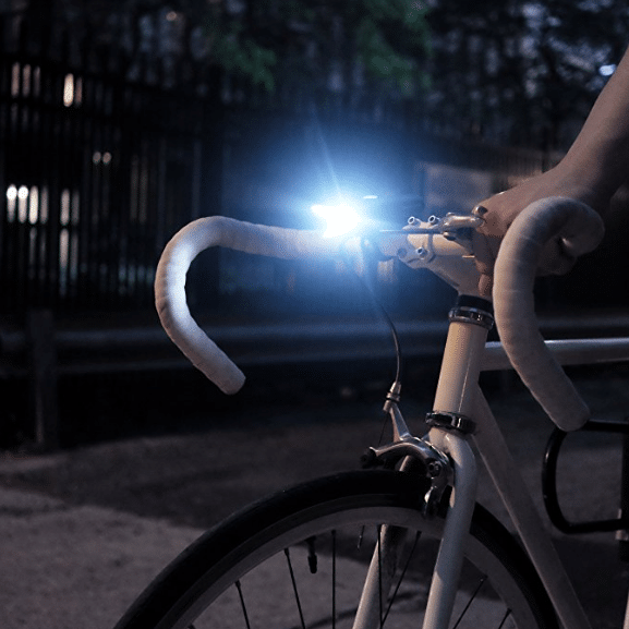 Cycle Torch Shark 500 USB Rechargeable Bike Light Set
