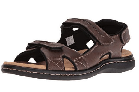 Dockers Men's Newpage Leather Sporty Sandal Review