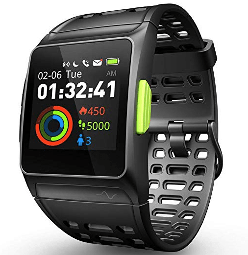DR.VIVA GPS Running Watch review