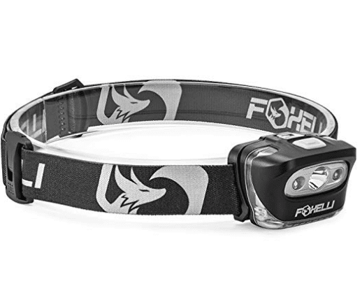 Foxelli Headlamp 165 Lume review