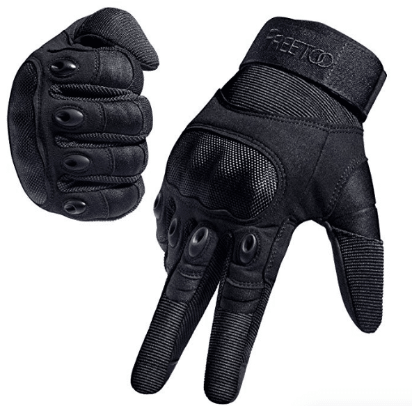 FREETOO Hard Knuckle Gloves review