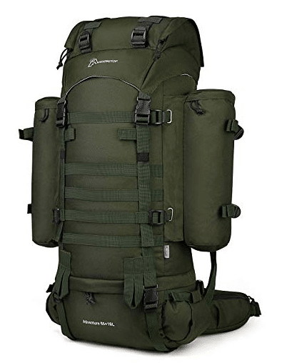Mardingtop 65+10L/65L Internal Frame Backpack review
