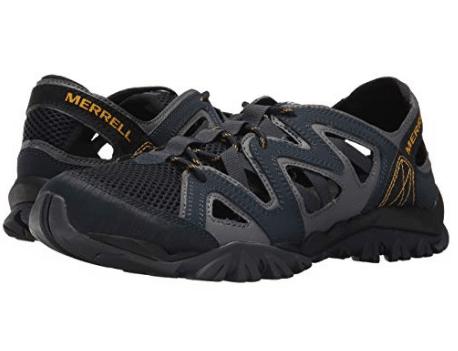 Merrell Men's Tetrex Crest Wrap Sport Sandal review