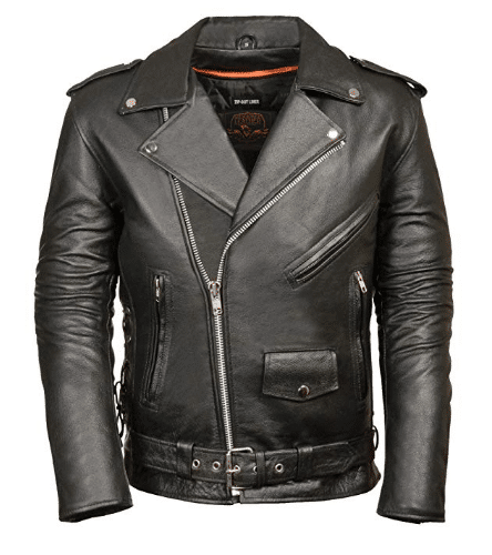 MILWAUKEE LEATHER Motorcycle Jacket review
