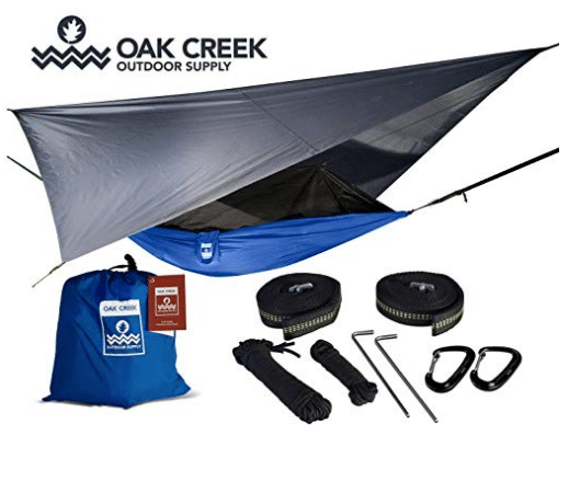 Lost Valley Camping Hammock review