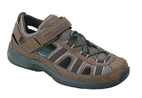 Orthofeet Clearwater Mens Sandals review