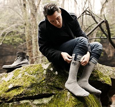 PEOPLE SOCKS Men's/Women's Merino Wool Crew Socks review