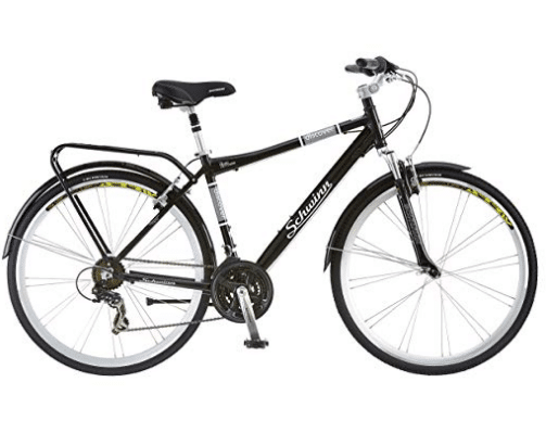 Schwinn Discover Hybrid Bicycle review