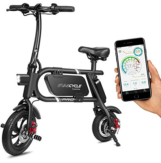 SwagCycle Pro Folding Electric Bike review