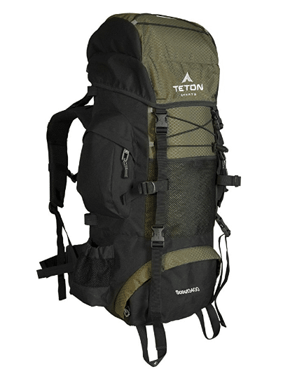 TETON Sports Scout 3400 review