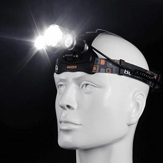 totobay LED Headlamp Review