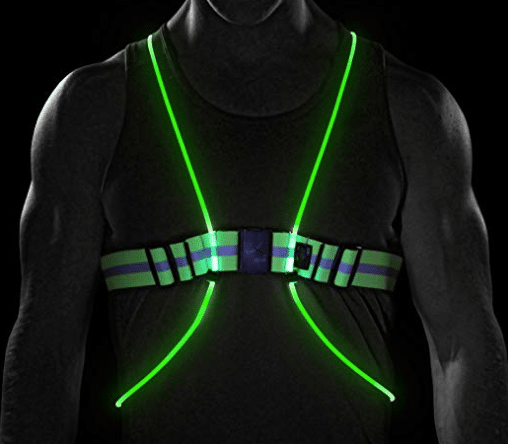 Tracer360 Illuminated & Reflective Vest review
