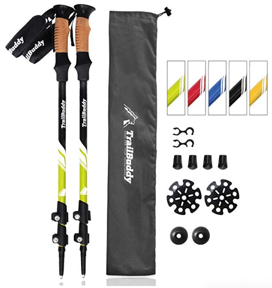 TrailBuddy Trekking Poles review