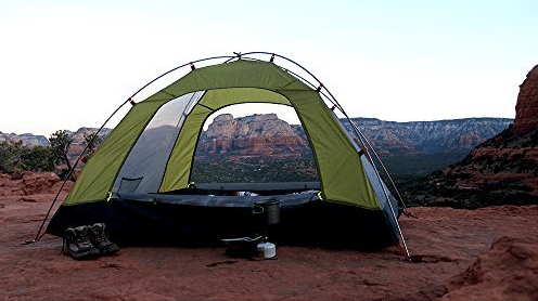 Weanas Professional Backpacking Tent review