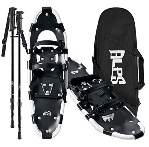 ALPS Adult All Terrain Snowshoes review