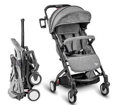 The 5 Best Travel Strollers For Flying In 2019 Byways