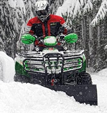 atv snow plow reviews