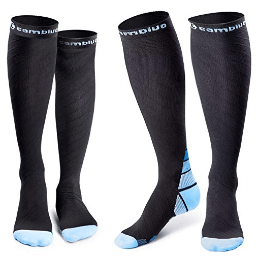 CAMBIVO Compression Socks review