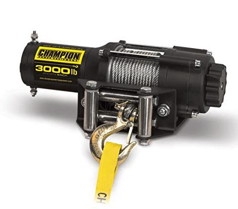 Champion 3000-lb. ATV/UTV Winch Kit review