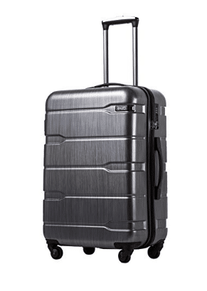 COOLIFE Luggage Expandable Suitcase review