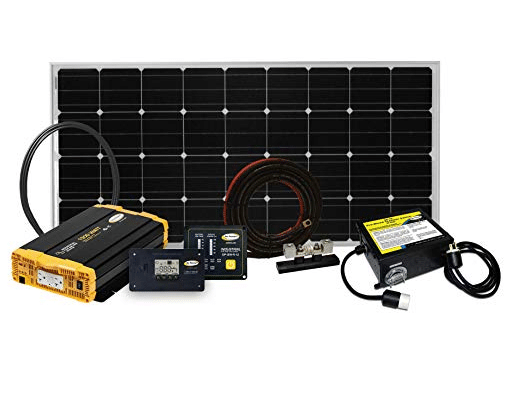 Go Power! Weekender SW Complete Solar and Inverter System review