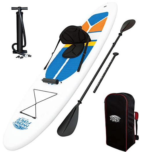 HydroForce White Cap Inflatable Stand Up Paddleboard review