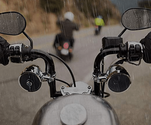 LEXIN S3 Motorcycle Bluetooth Speakers Review