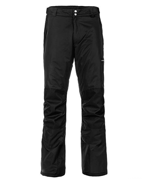 Lucky Bums Snow Pants review