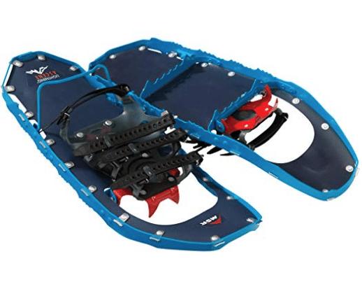 MSR Lightning Ascent Snowshoes review