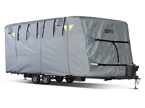 OOFIT Travel Trailer RV Cover review