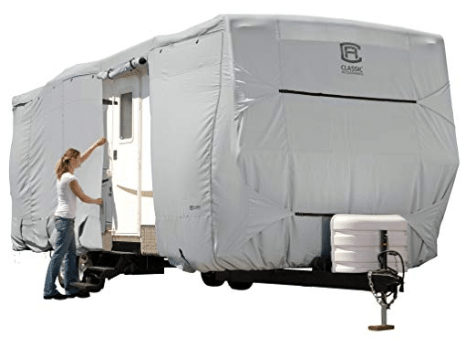 Classic Accessories OverDrive PermaPRO Deluxe Travel Trailer Cover review