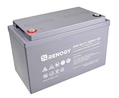 Renogy Deep Cycle AGM Battery review