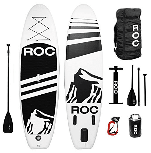 Roc Inflatable Stand Up Paddle Boards review
