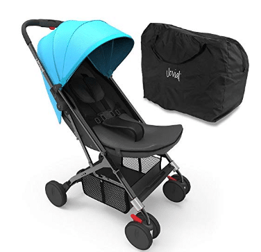 Scuddles Portable Folding Baby Stroller review