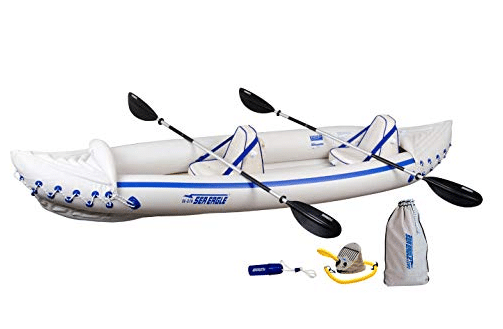 Sea Eagle SE370 Inflatable Sport Kayak review