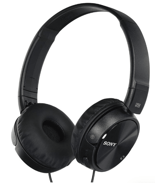 Sony MDRZX110NC Noise Cancelling Headphones review