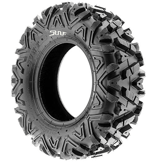 SUNF all-terrain Tires review