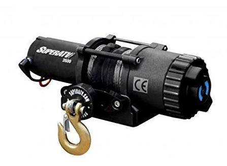 SuperATV 3500 lb. Black Ops ATV/UTV Winch review