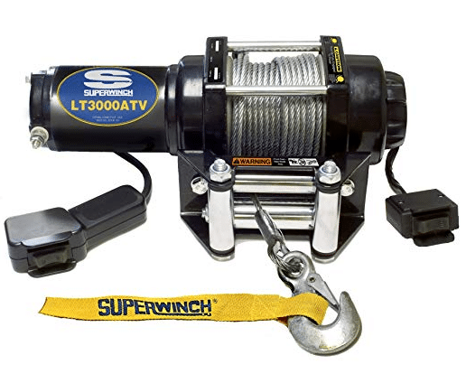 Superwinch 1130220 LT3000ATV review