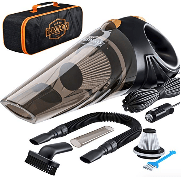 ThisWorx for TWC-01 Car Vacuum review