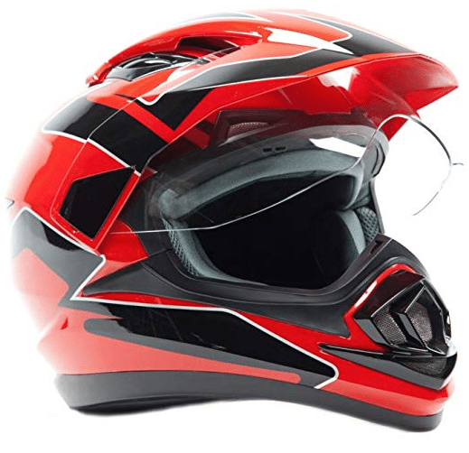 Typhoon Helmets Dual Sport Helmet review