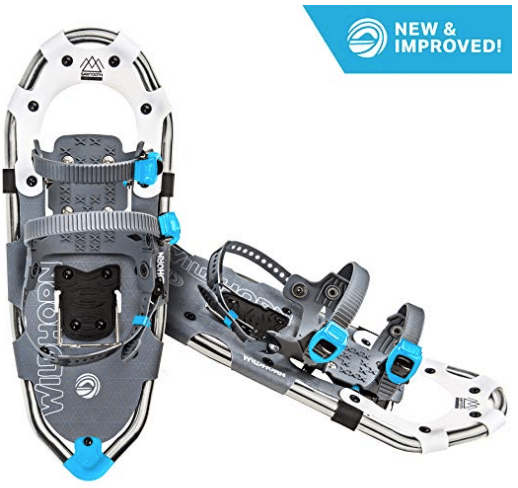 WildHorn Outfitters Sawtooth Snowshoes review