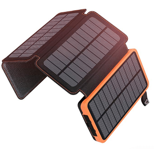 ADDTOP Solar Power Bank review