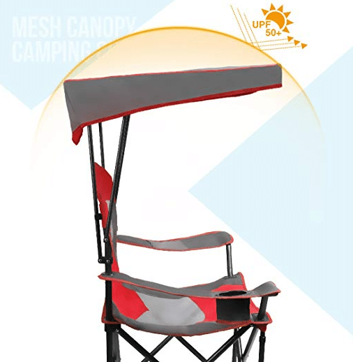 ALPHA CAMP Mesh Canopy Chair review