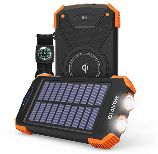 Blavor Solar Power Bank review
