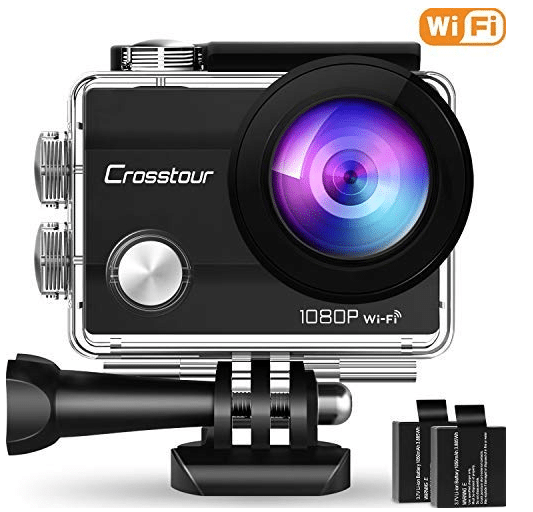 Crosstour Action Camera review